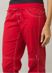 prAna Avril Pant (W) -Kiipeilyhousut Red Ribbon