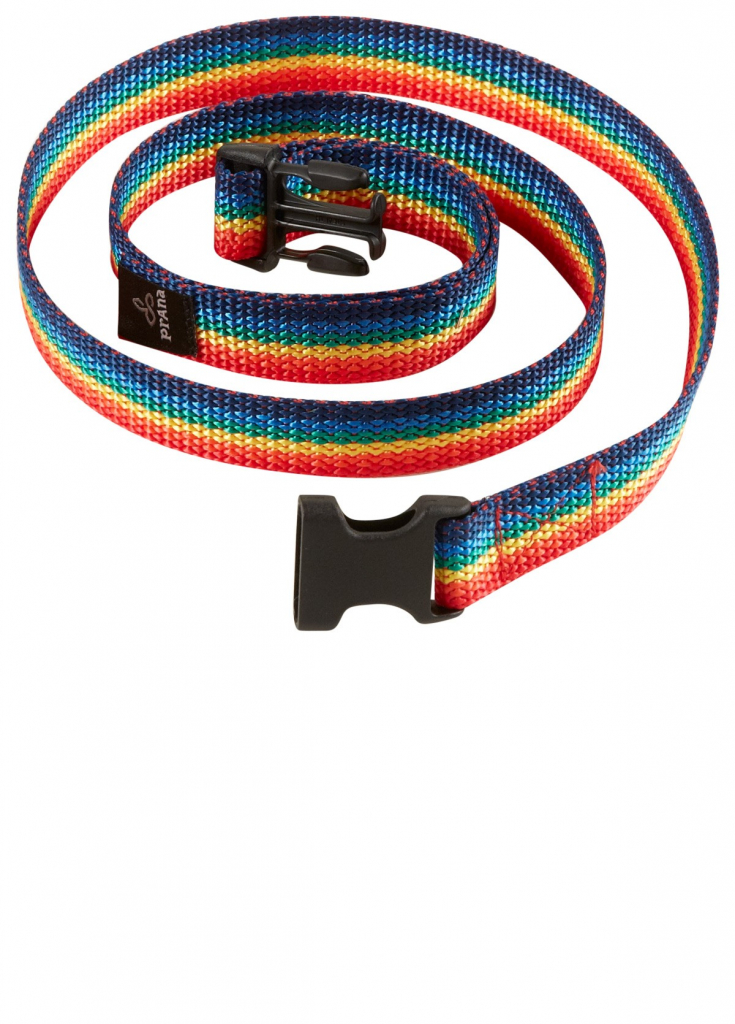 prAna Chalkbag Belt -mankkapussinvyö Rainbow