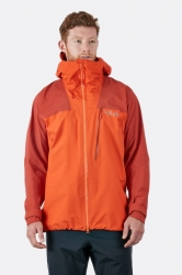 RAB Ladakh GTX Jacket -kuoritakki Red Clay/Firecracker