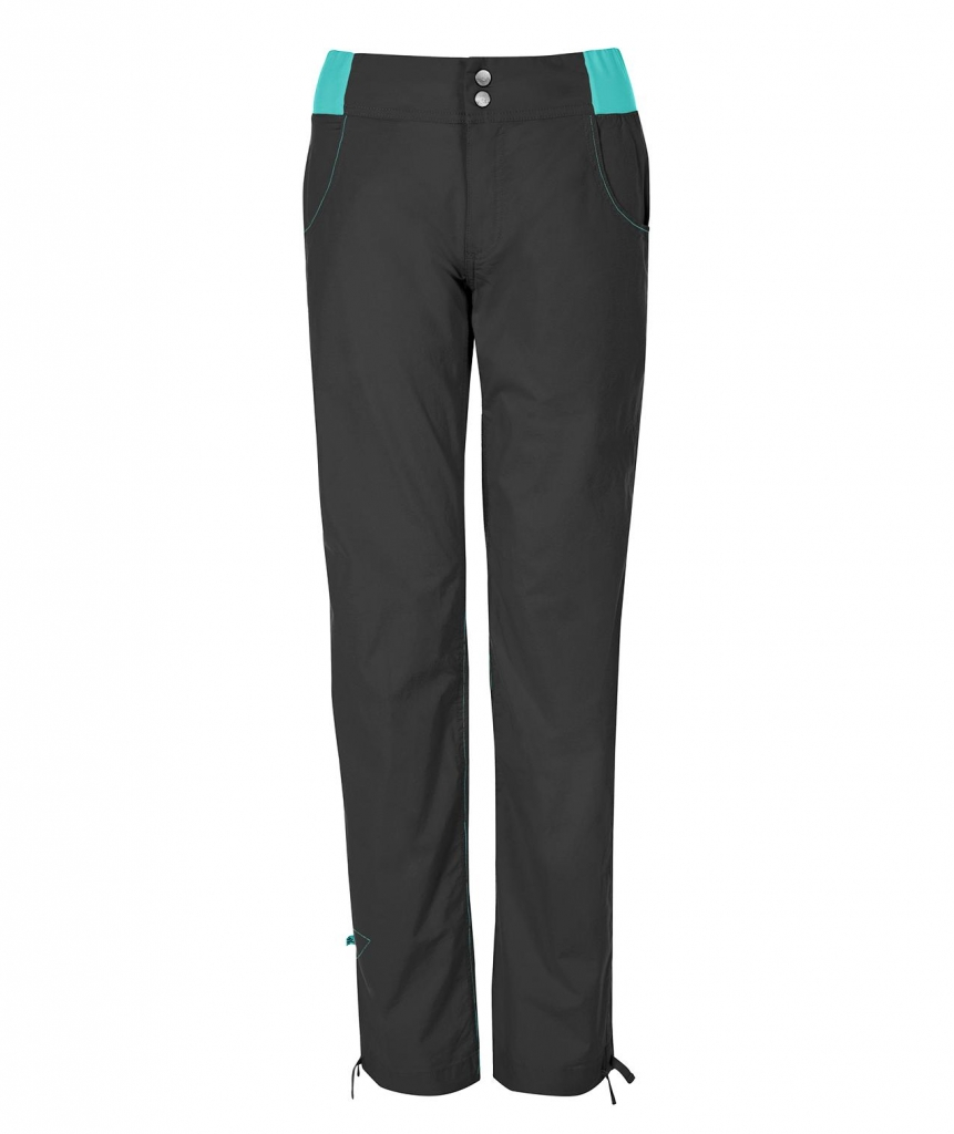 RAB Valkyrie Pants (W)  Anthracite