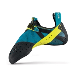 Scarpa Furia Air -Kiipeilykenkä Baltic Blue/Yellow