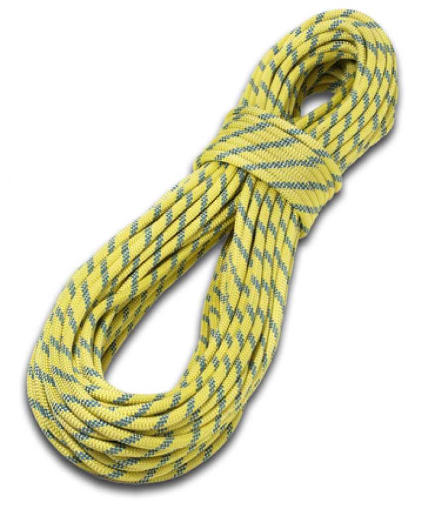 Tendon Secure 11 mm 1m  yellow/blue