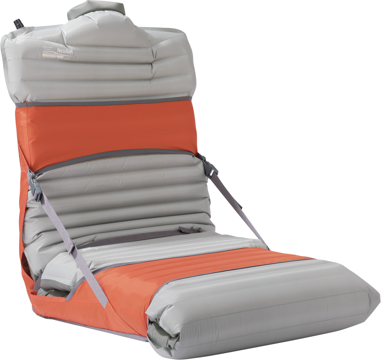 Therm-a-rest Trekker Chair 20  Tomato